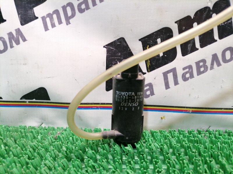 Мотор бачка омывателя Toyota Ipsum ACM21 2AZ 2004.04