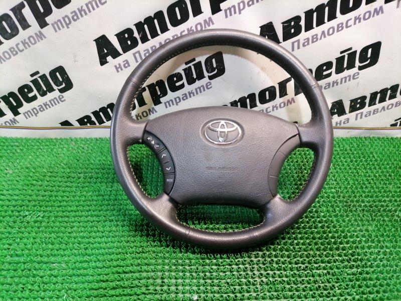 Руль с подушкой безопастности Toyota Ipsum ACM21 2AZ 2004.04