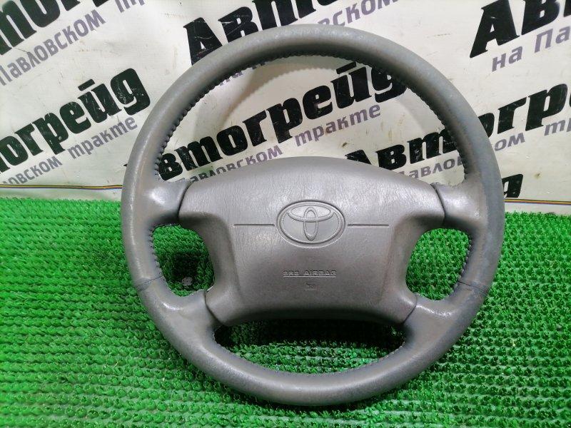 Руль с подушкой безопастности Toyota Camry Gracia SXV20 5S-FE 1998.06