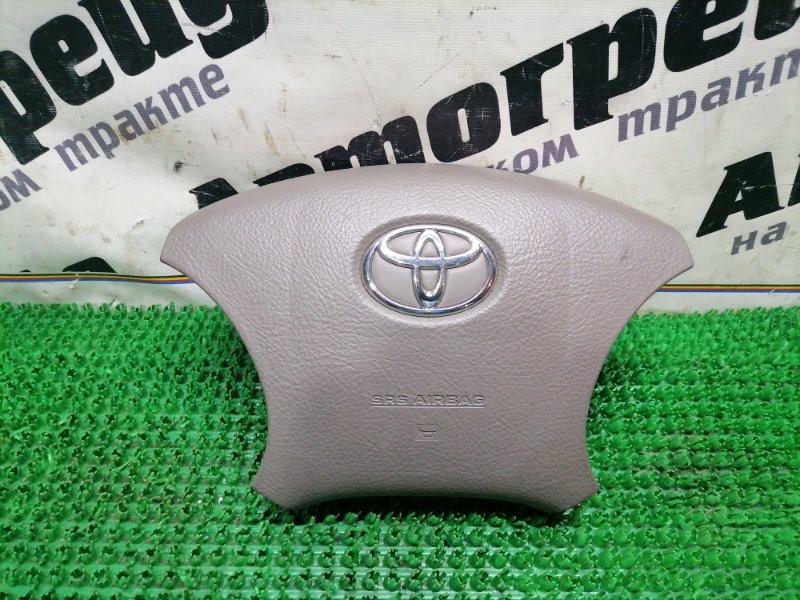 Подушка безопасности Toyota Camry ACV30 2AZ-FE 2004.11