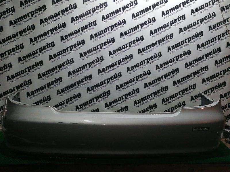 Бампер Toyota Camry ACV30 2AZ-FE 2004.11 задний