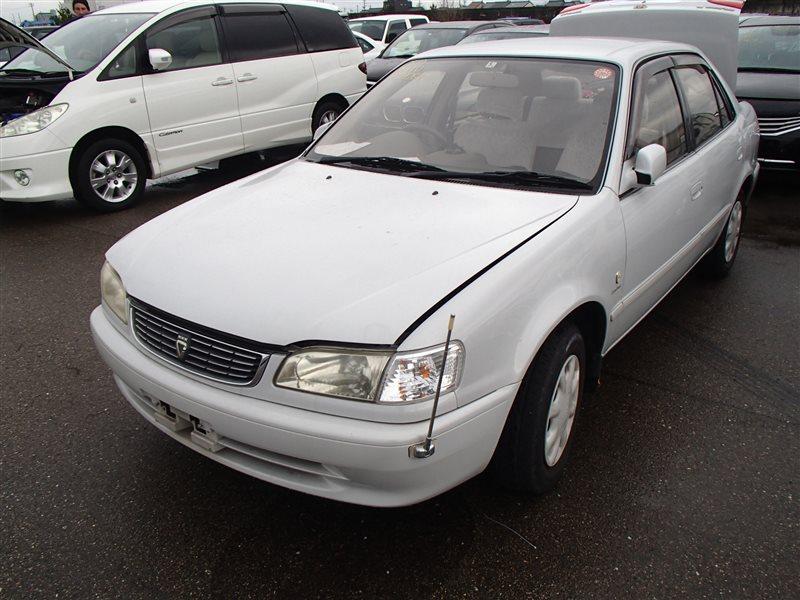 Автомобиль Toyota Corolla AE110 5A-FE 1998 года в разбор