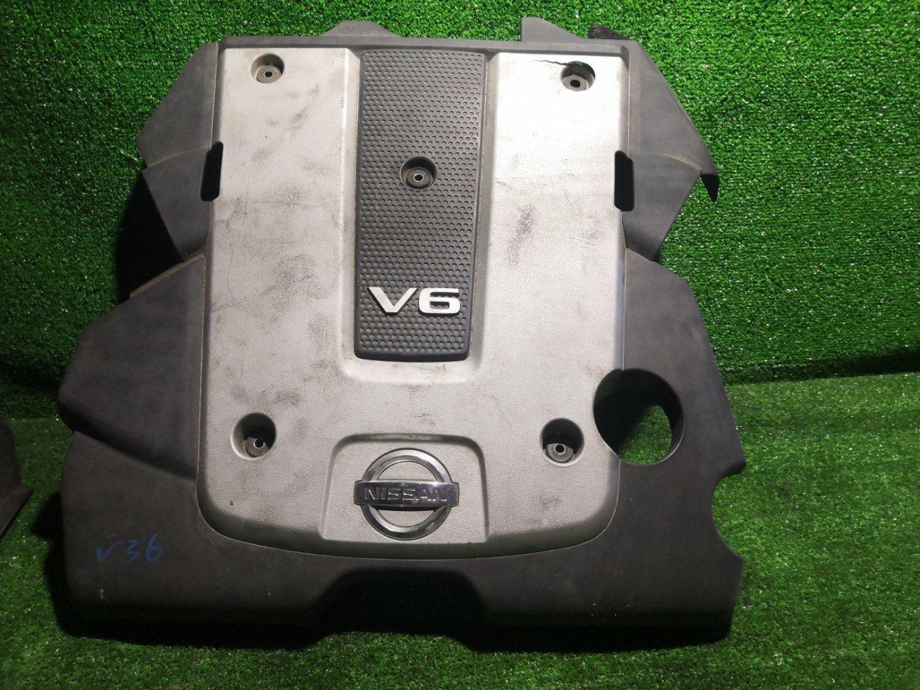 Декоративная крышка двс Nissan Skyline V36 VQ25HR (б/у)