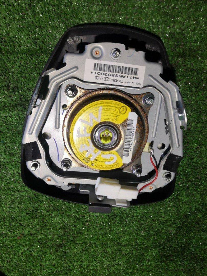 Airbag на руль Mazda Atenza GHEFW LFVE (б/у)