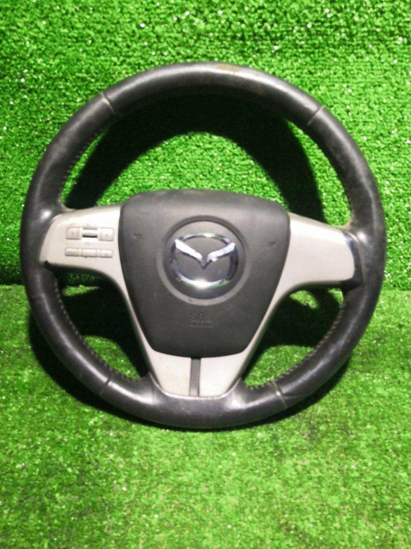 Руль Mazda Atenza GHEFW LFVE (б/у)