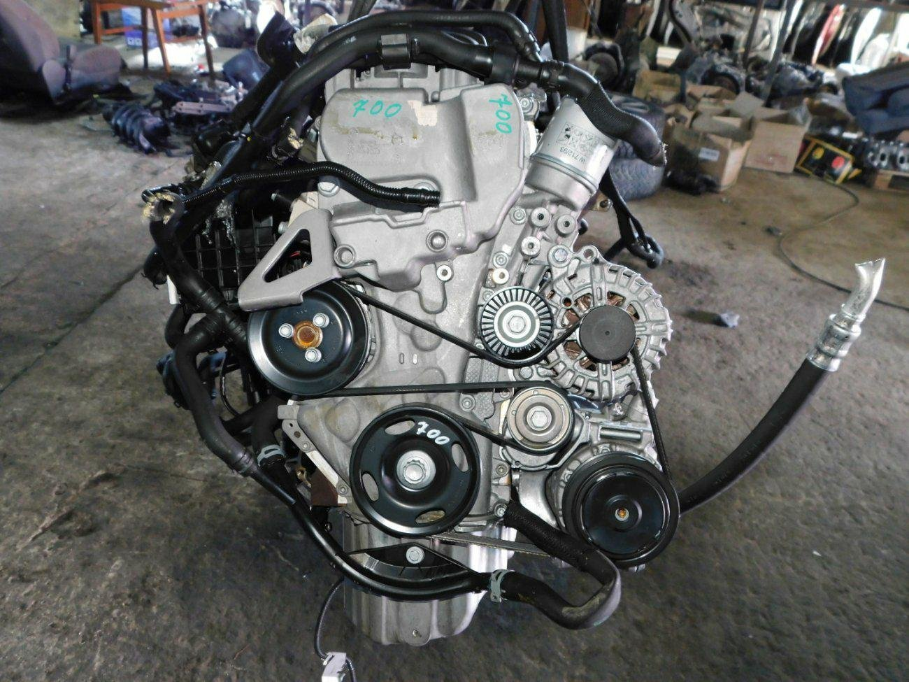 Двигатель Volkswagen Golf V 1K CAX (б/у)