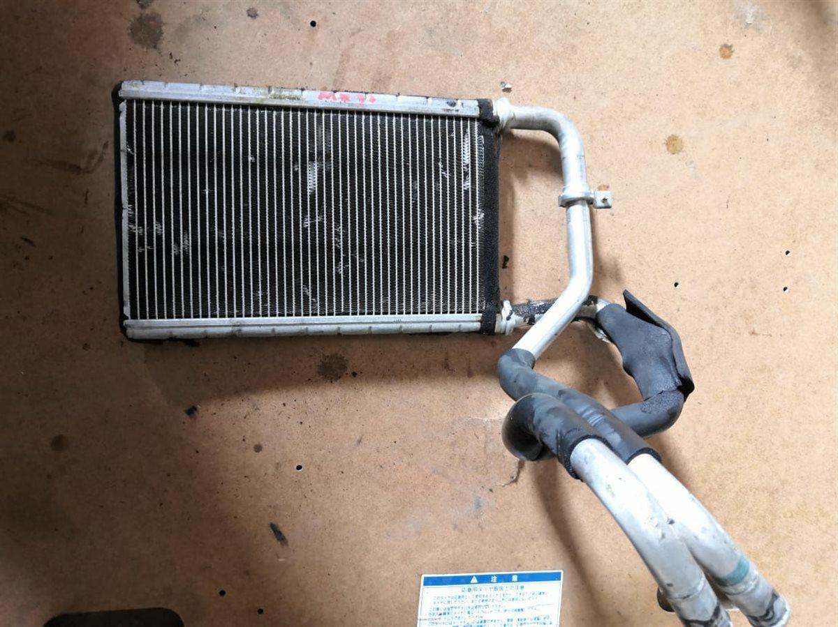 Радиатор печки Nissan Bluebird MR20DE KG11 (б/у)