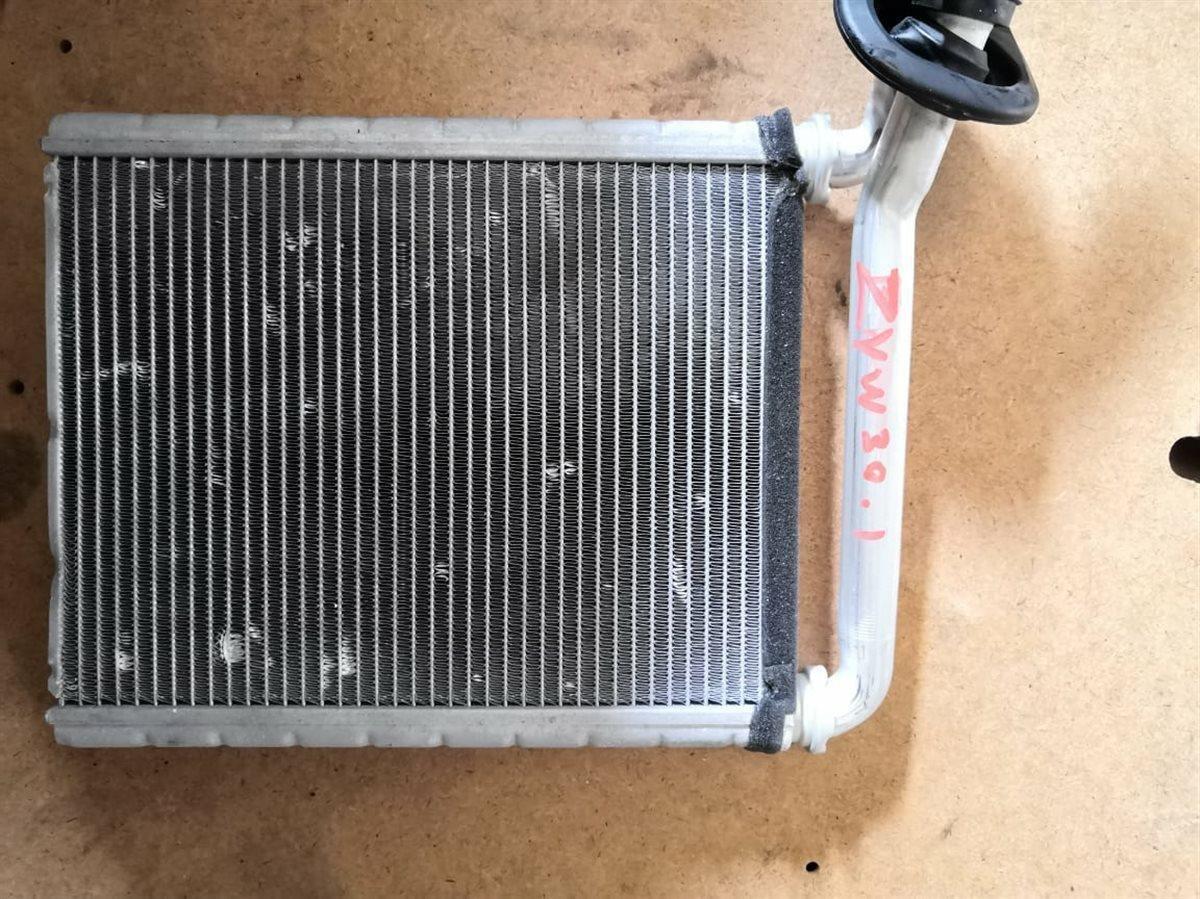 Радиатор печки Toyota Prius ZVW30 2ZR (б/у)