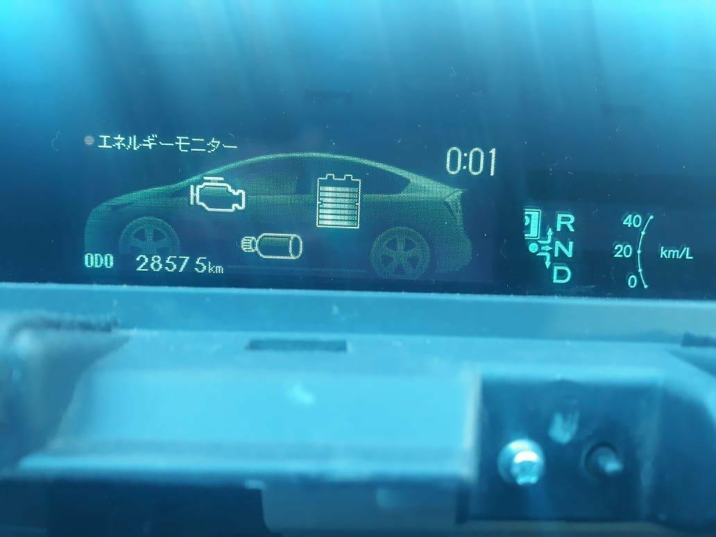 Спидометр Toyota Prius ZVW30 2ZR (б/у)