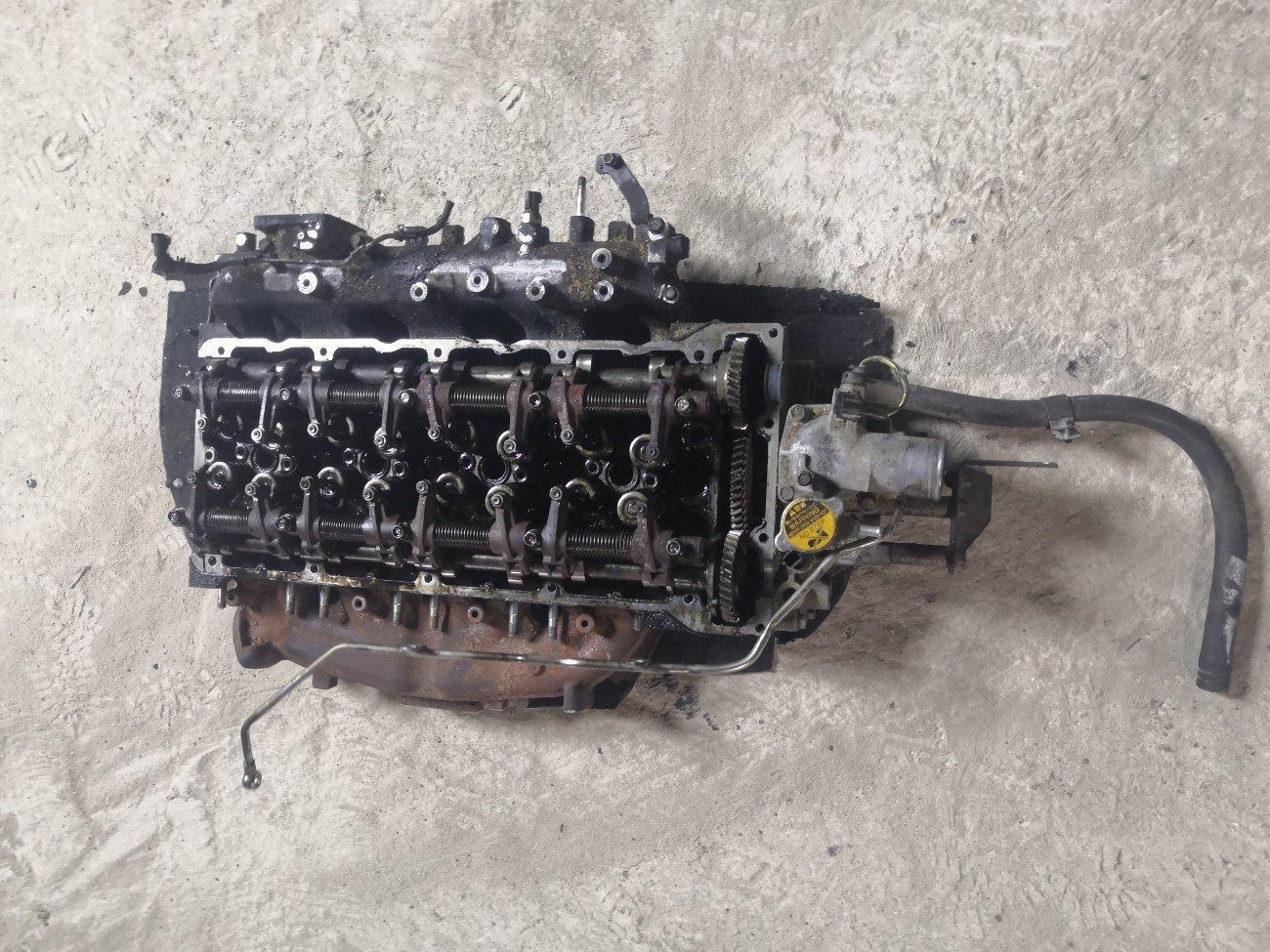 Головка блока цилиндров Mitsubishi Canter FK71 4M50T (б/у)