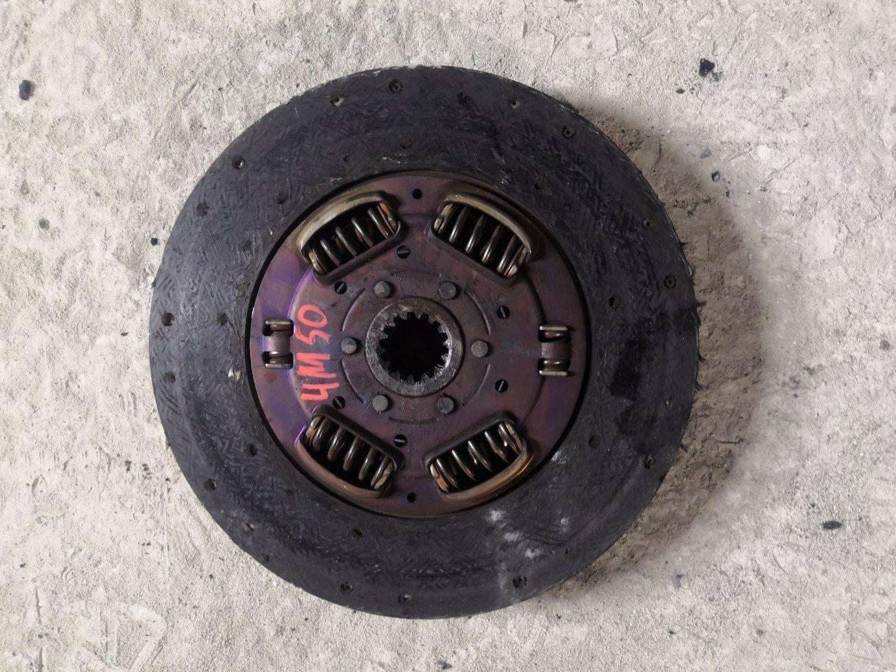Диск сцепления Mitsubishi Canter FK71 4M50T (б/у)