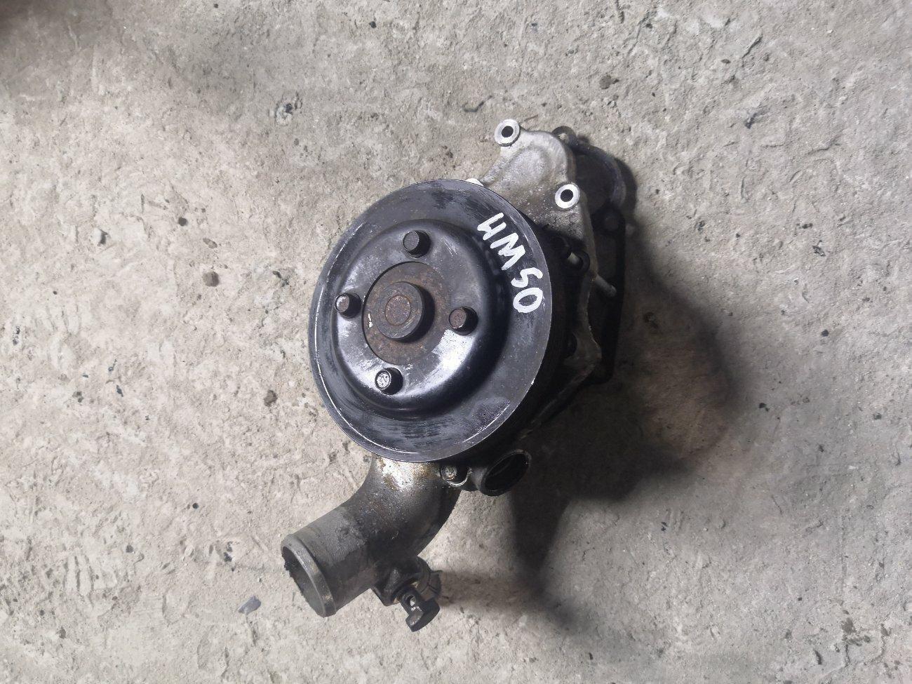 Помпа водяная Mitsubishi Canter FK71 4M50T (б/у)