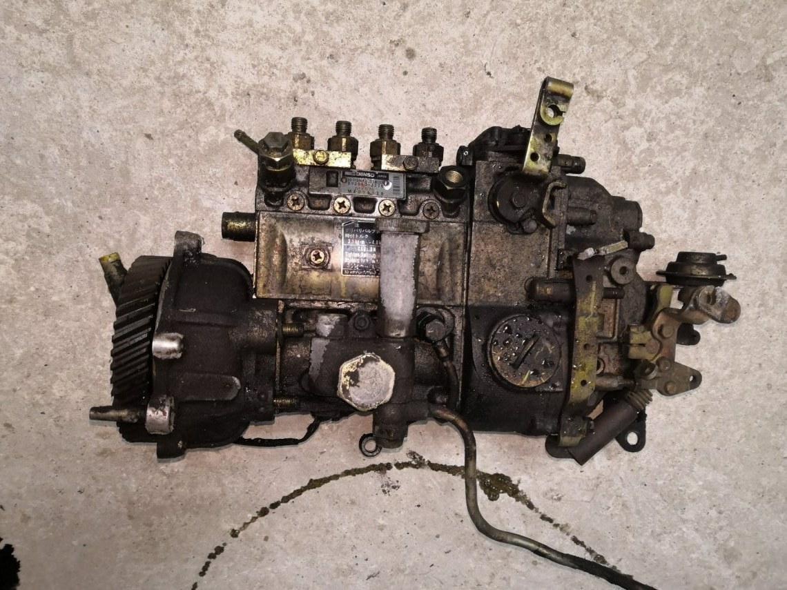 Тнвд Mitsubishi Canter FE315 4D32 (б/у)