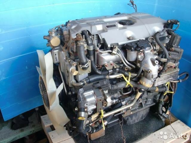 Двигатель Mitsubishi Canter 4M50T (б/у)