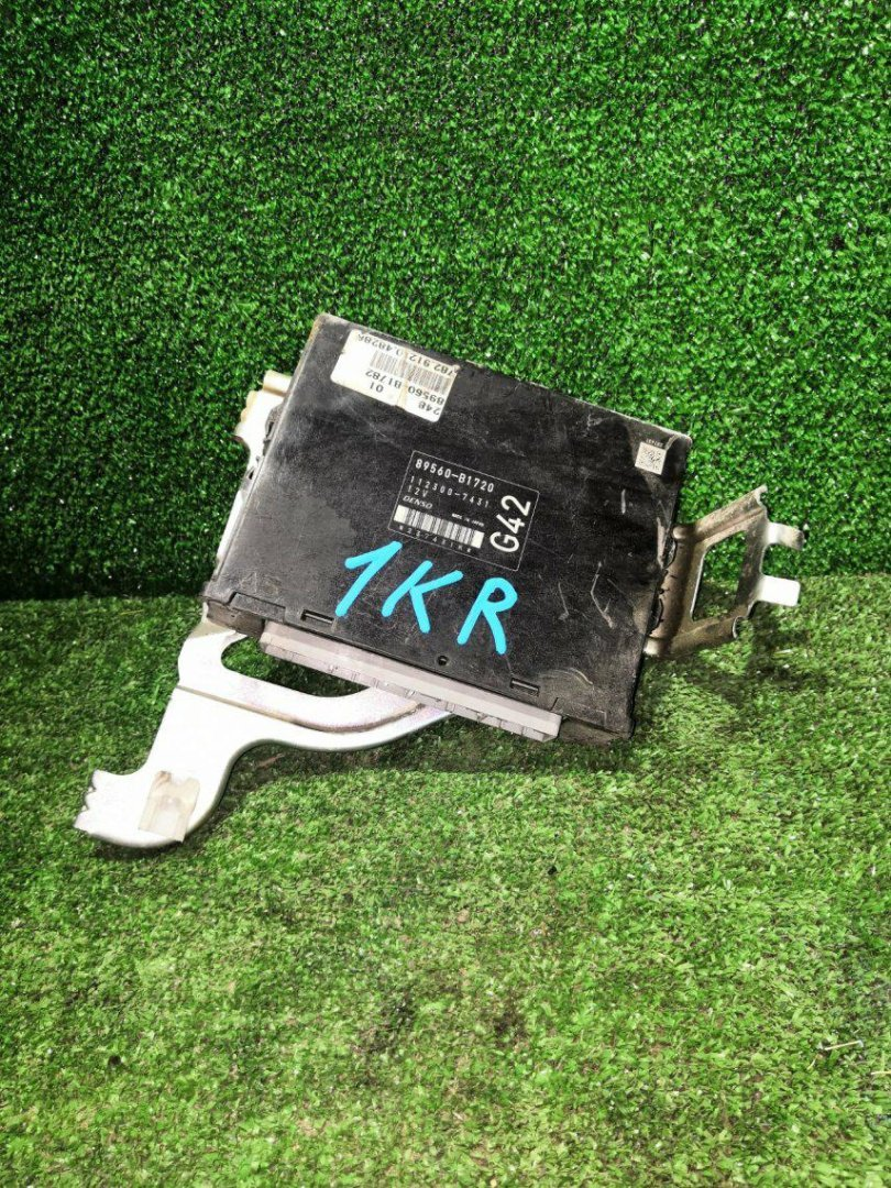 Блок управления efi Toyota Passo KGC10 1KRFE (б/у)