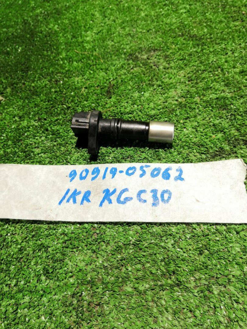 Датчик положения коленвала Toyota Passo KGC30 1KRFE (б/у)