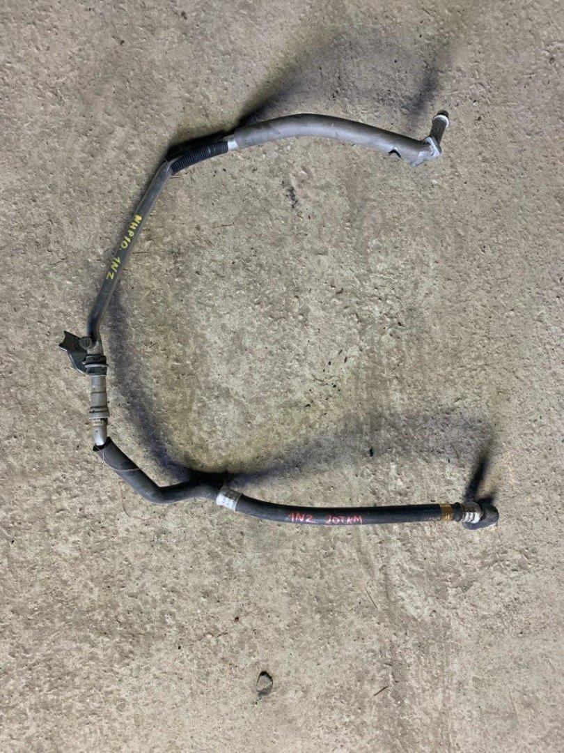 Шланг кондиционера Toyota Aqua NHP10 1NZFXE (б/у)