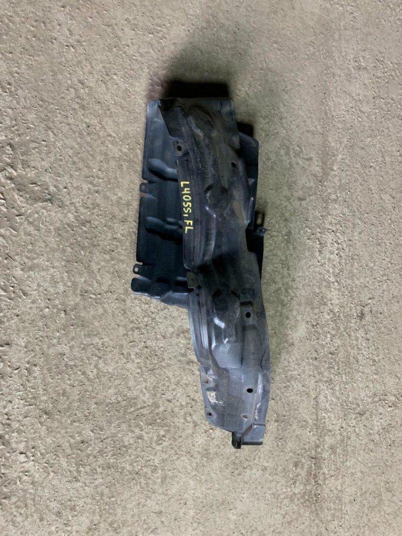 Подкрылок Daihatsu Sonica L405S KFDET передний левый (б/у)