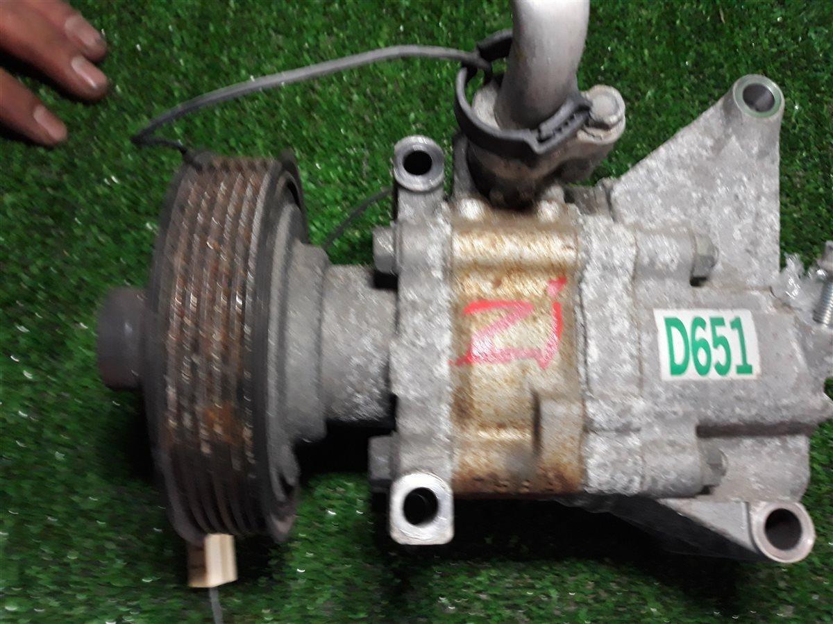 Компрессор кондиционера Mazda Demio DE3FS ZJVE (б/у)