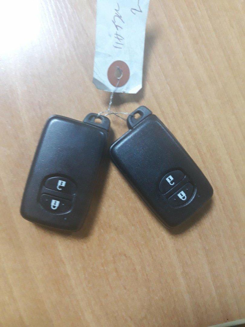 Ключ зажигания Toyota Prius ZVW30 2ZR (б/у)