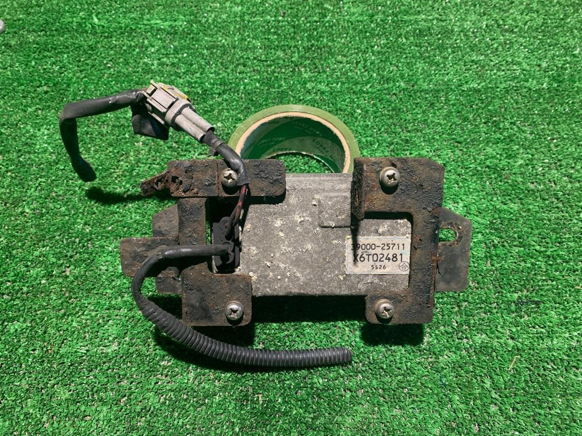 Электронный блок Nissan Diesel MK37A J08E (б/у)