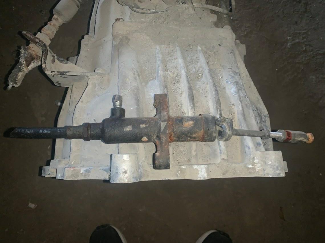 Главный цилиндр сцепления Mitsubishi Canter FE53 4M51 (б/у)