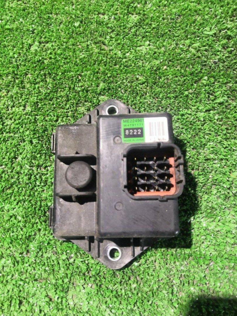 Электронный блок Mitsubishi Canter FK71 4M50T (б/у)
