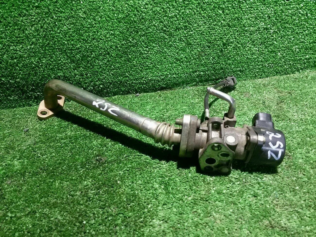 Клапан egr Toyota Vitz SCP92 2SZFE (б/у)