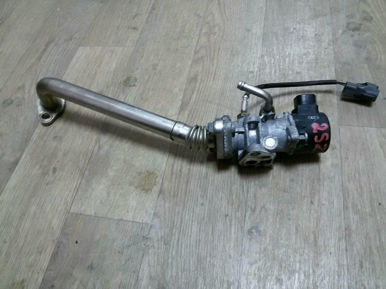 Клапан egr Toyota Vitz SCP90 2SZFE (б/у)
