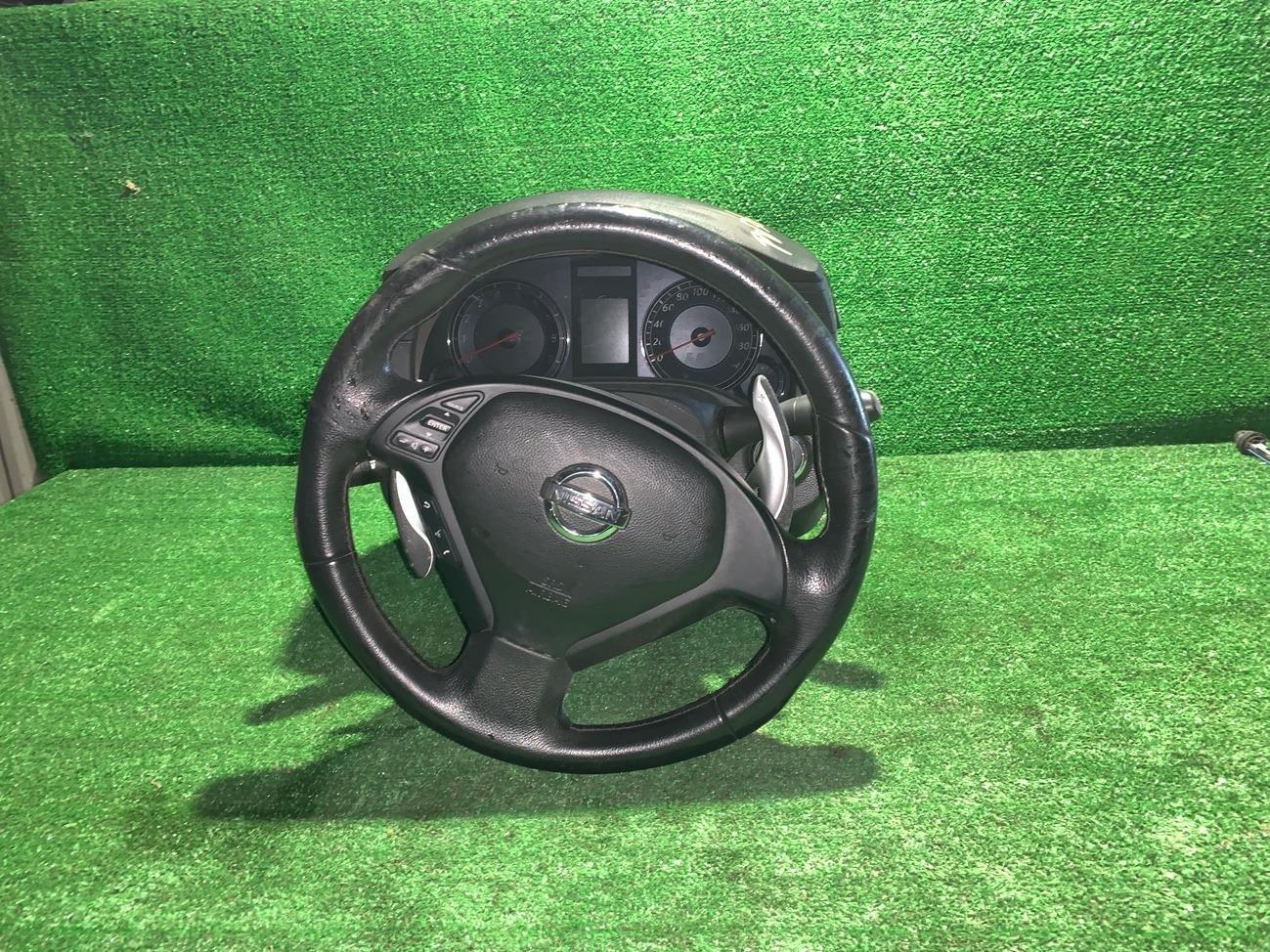 Руль Nissan Skyline V36 VQ25HR (б/у)