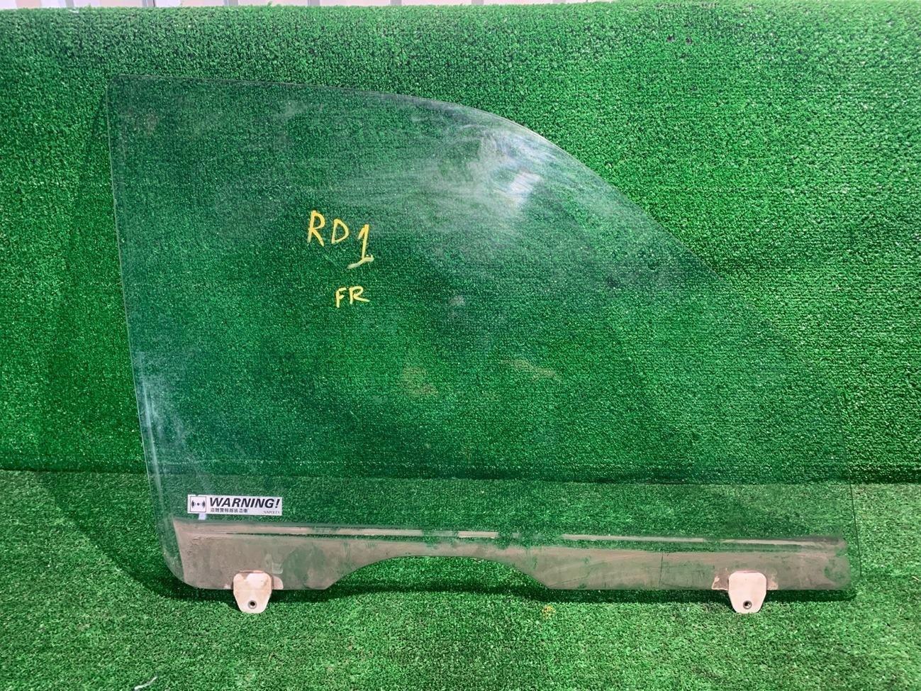 Стекло двери Honda Cr-V RD1 B20B переднее правое (б/у)