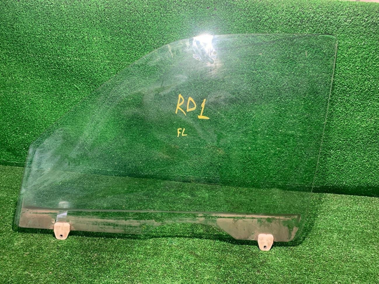 Стекло двери Honda Cr-V RD1 B20B переднее левое (б/у)