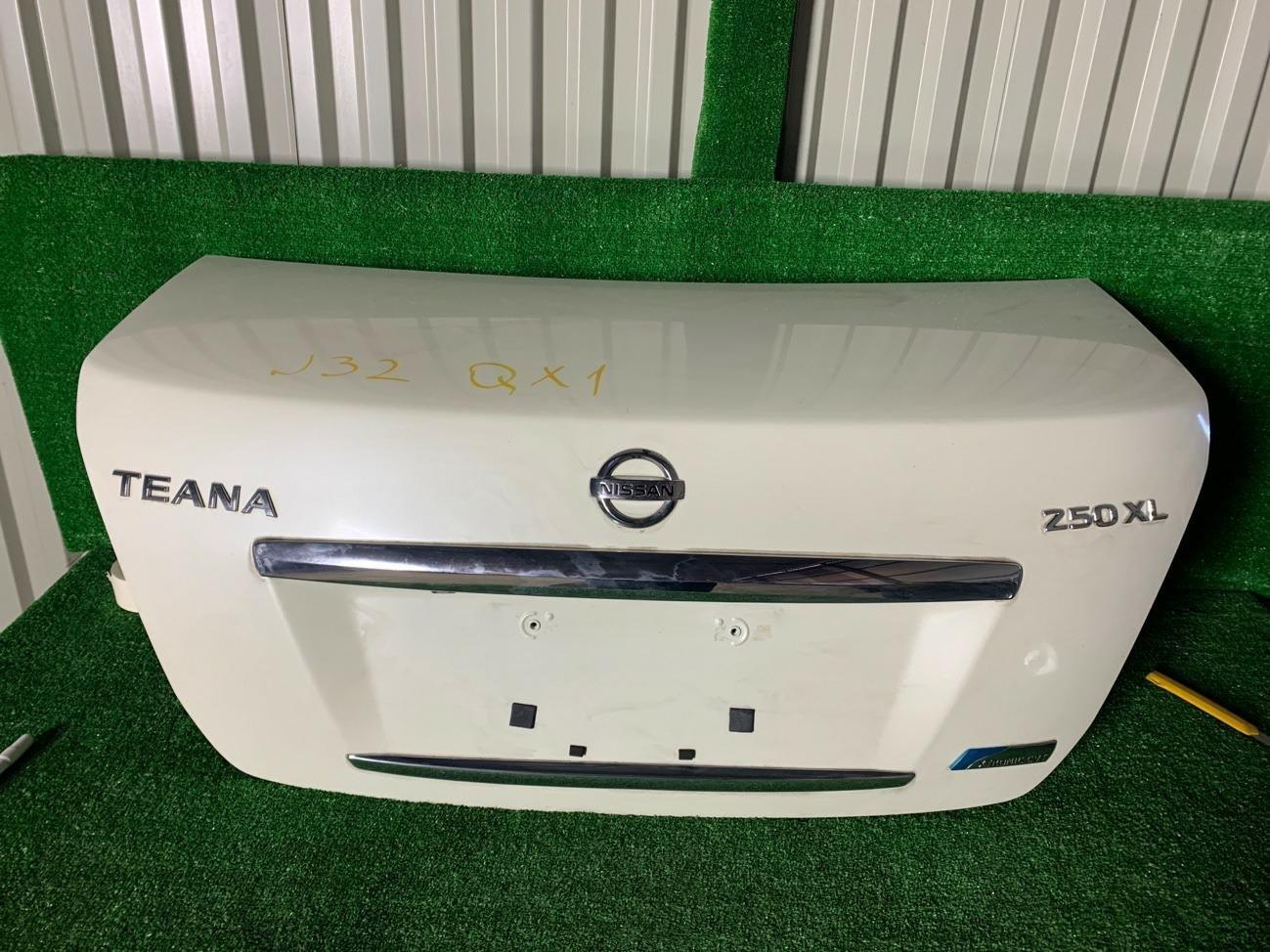 Крышка багажника Nissan Teana J32 VQ25DE (б/у)