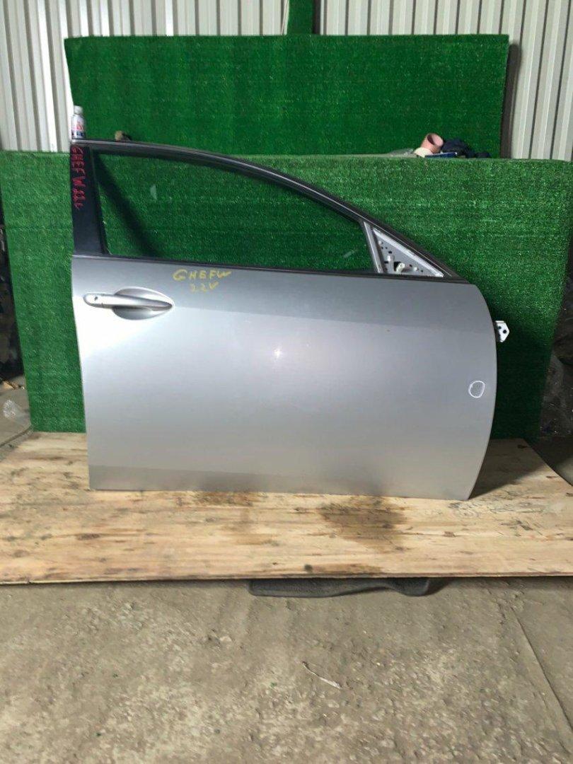 Дверь Mazda Atenza GHEFW LFVE передняя правая (б/у)