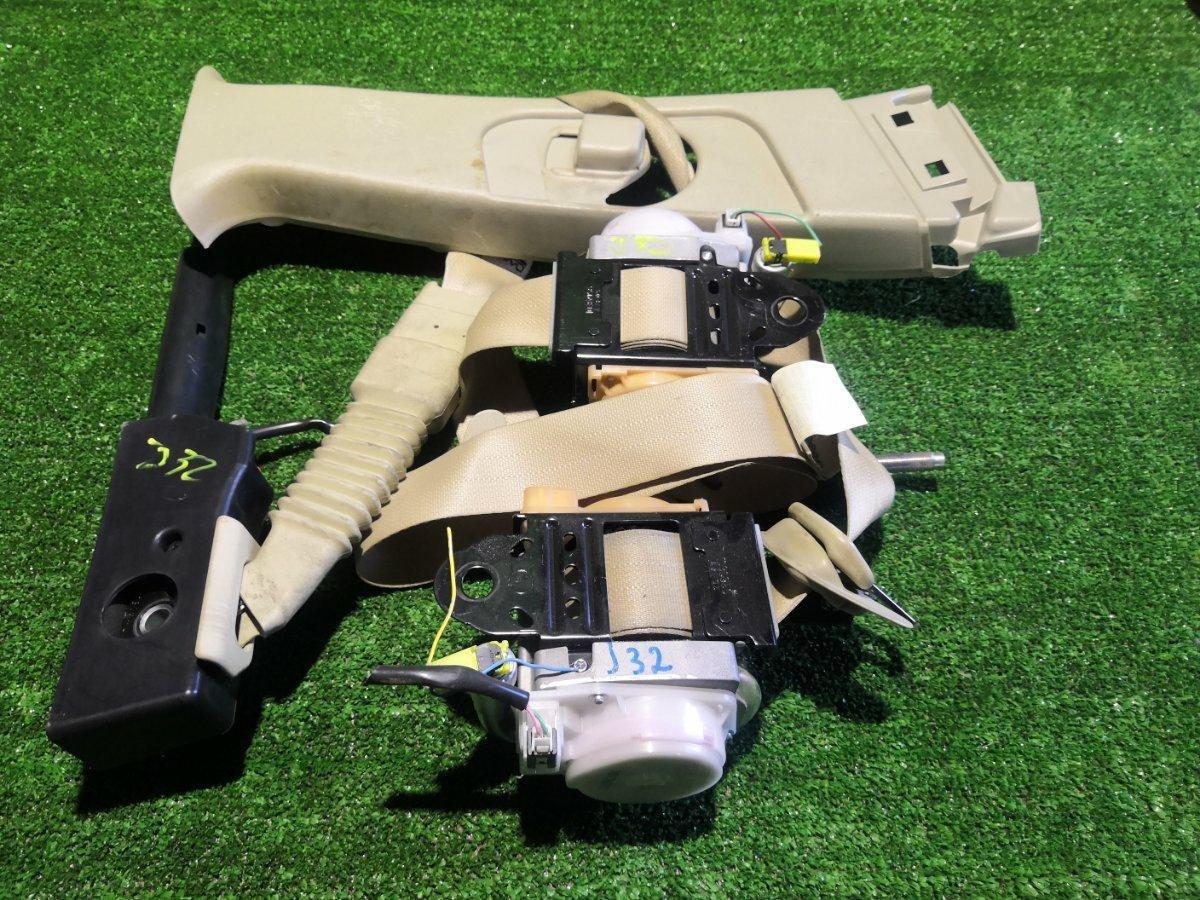 Ремень безопасности Nissan Teana J32 VQ25DE передний (б/у)