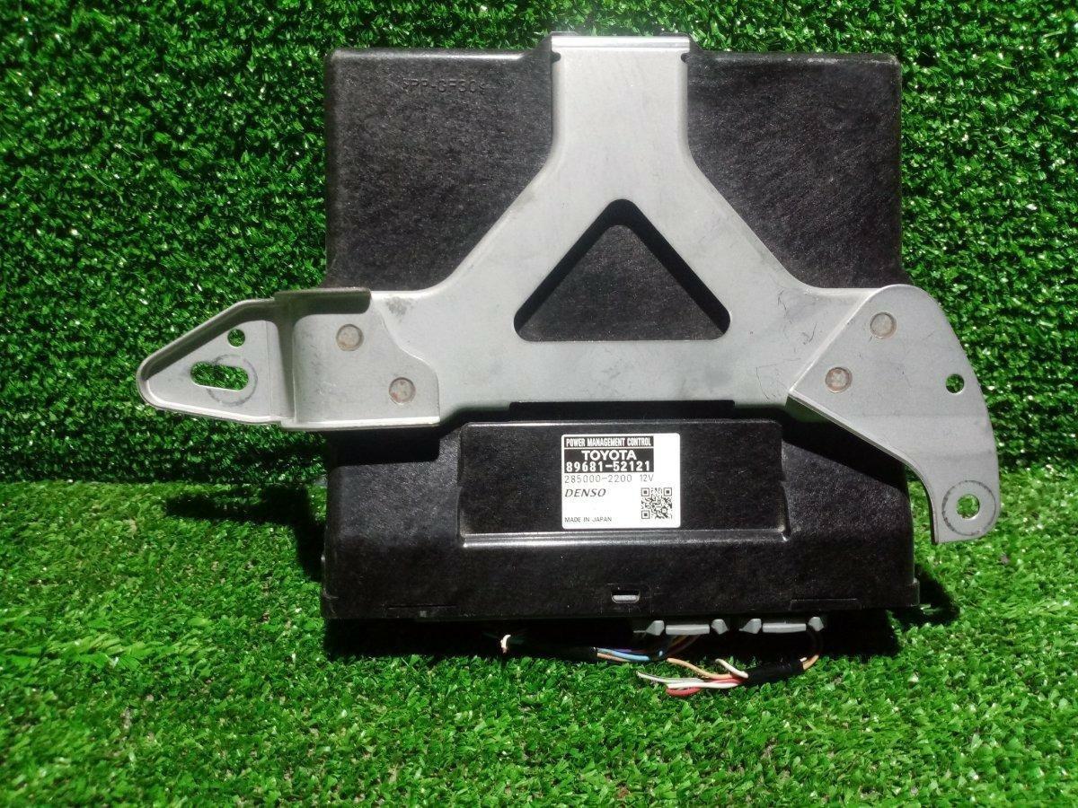 Электронный блок Toyota Aqua NHP10 1NZFXE (б/у)
