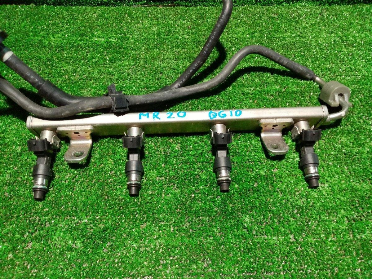 Форсунка инжекторная Nissan Bluebird Sylphy KG11 HR16DE (б/у)