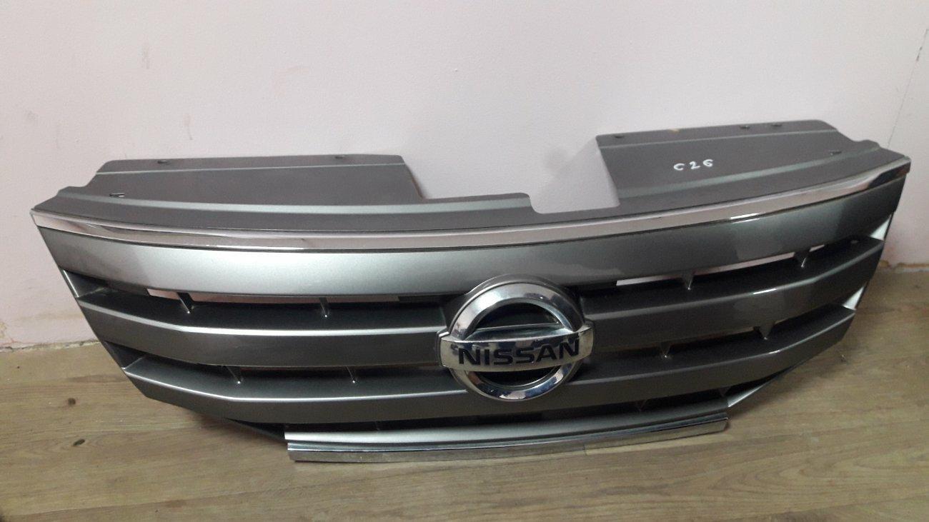 Решетка радиатора Nissan Serena C26 MR20 (б/у)