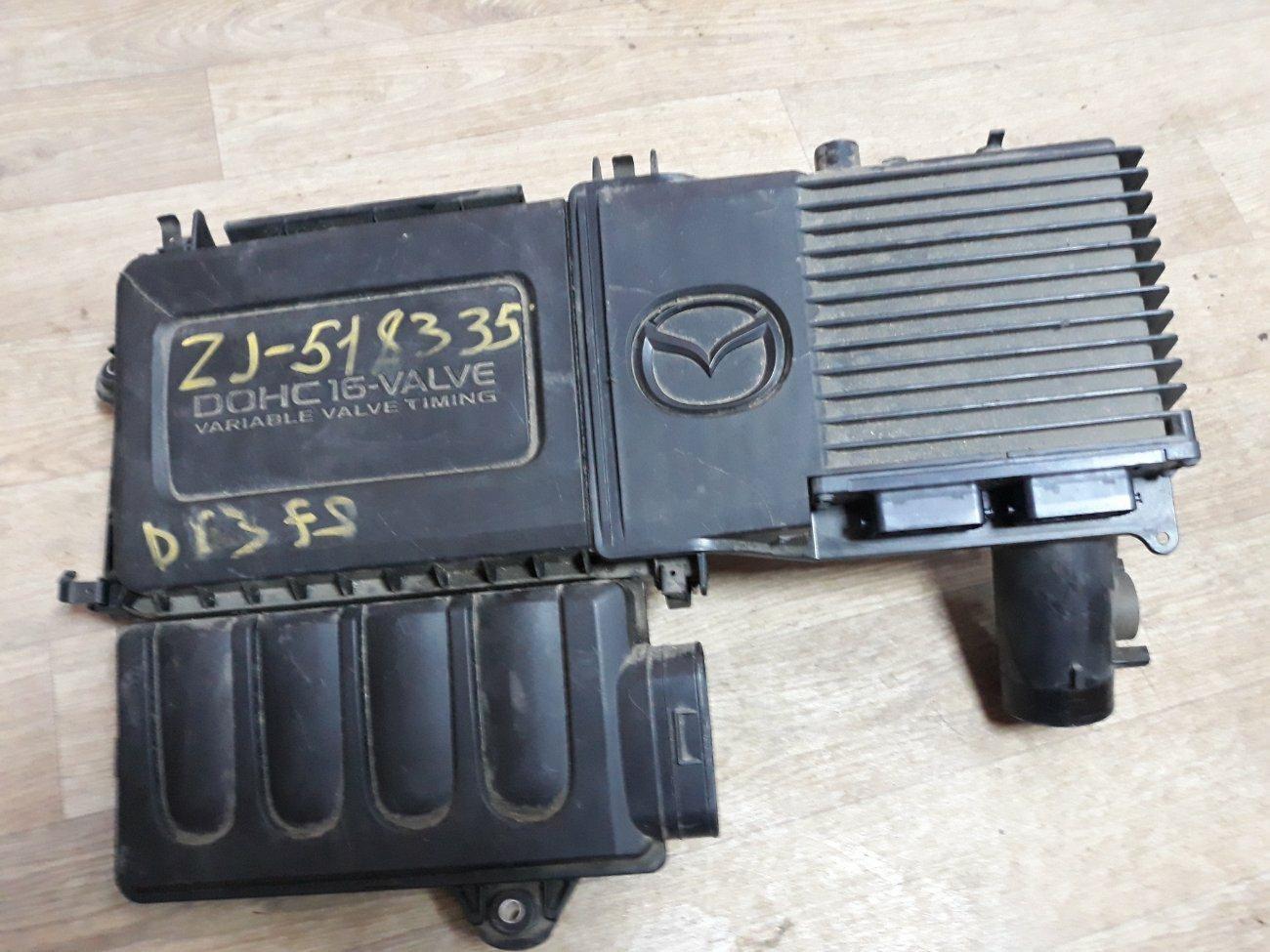 Корпус воздушного фильтра Mazda Demio DE3FS ZJVE (б/у)