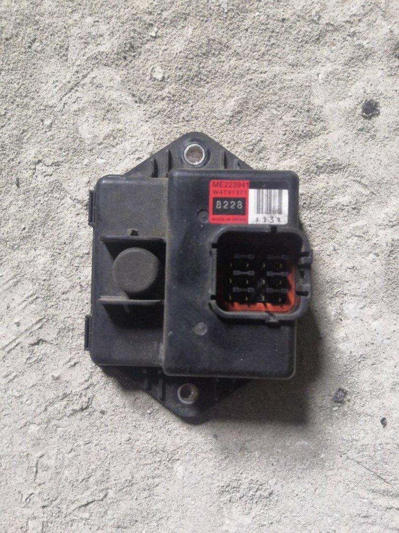 Блок управления акселератором Mitsubishi Canter FK71 4M50T (б/у)