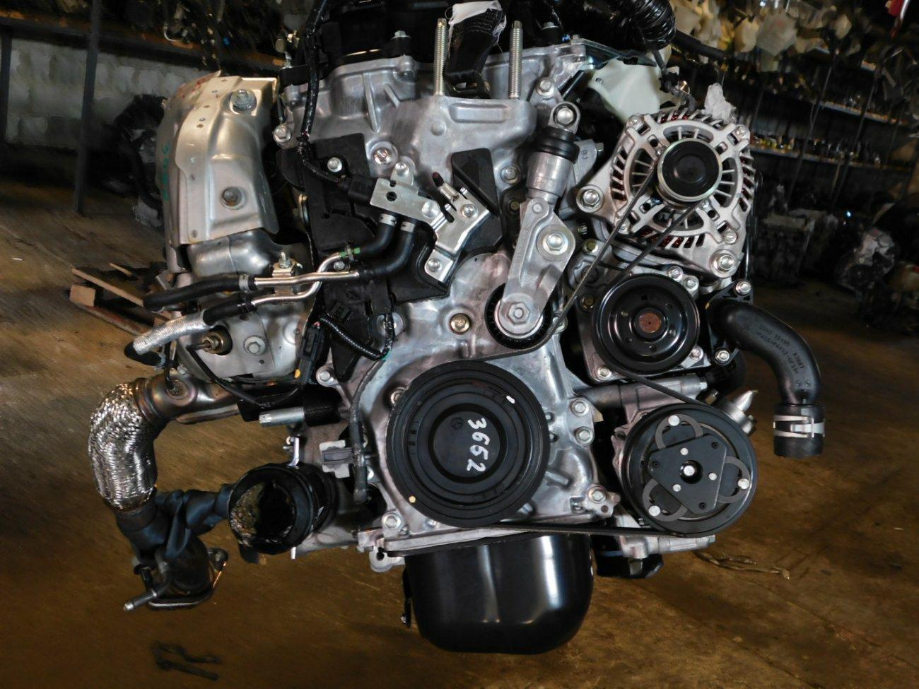 Двигатель Mazda Demio DJ5FS S5DPTS (б/у)