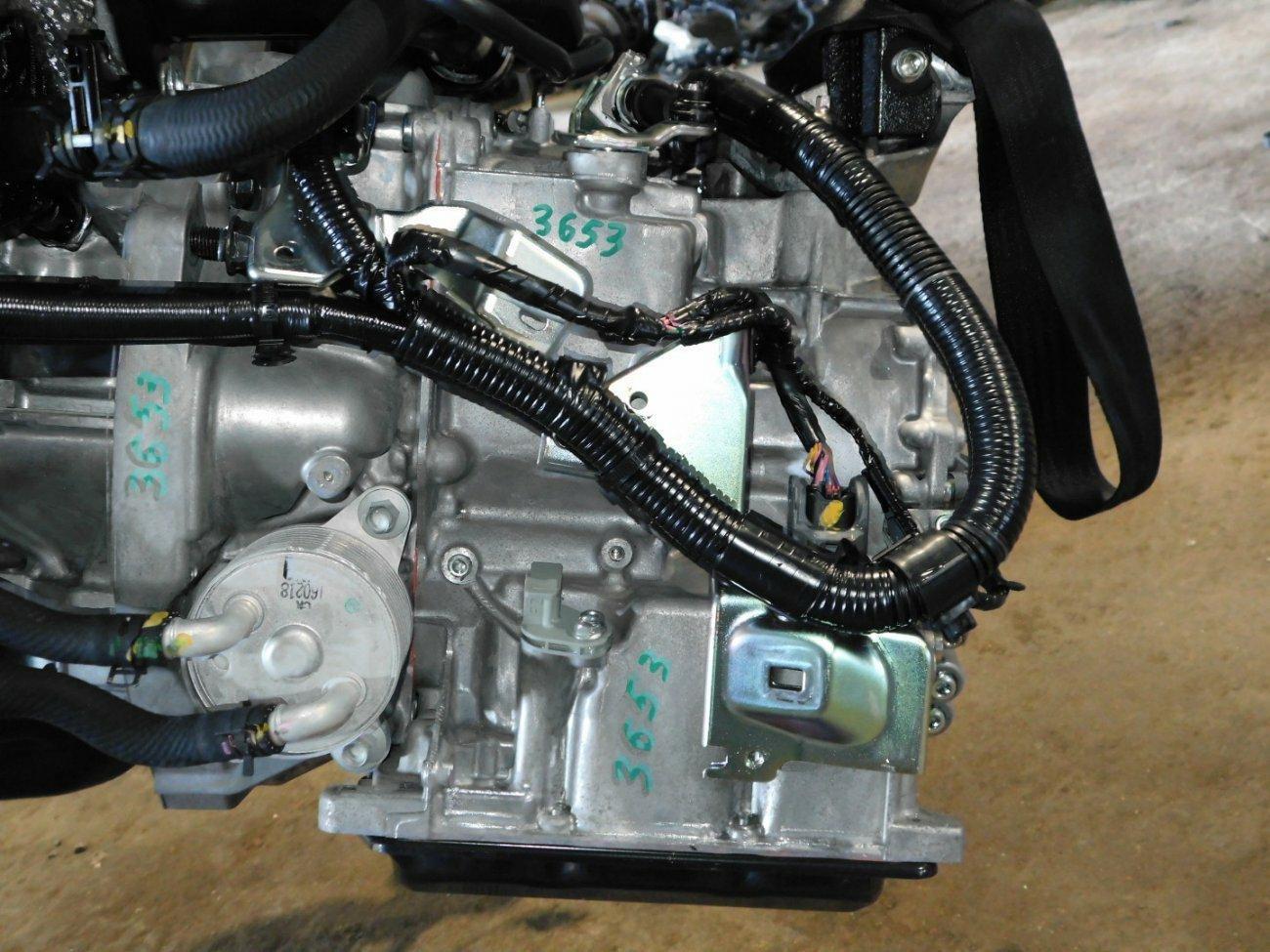 Акпп Mazda Demio DJ5FS S5DPTS (б/у)