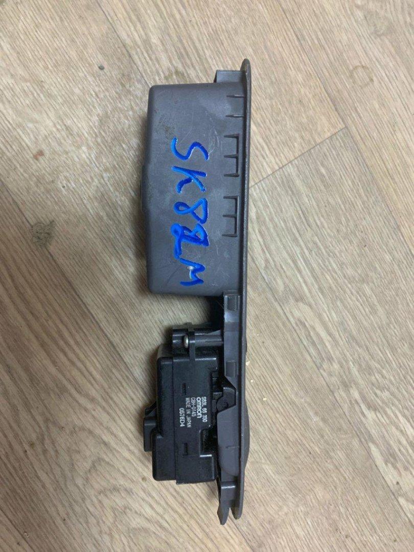 Блок управления стеклоподъемниками Nissan Vanette SK22MN передний правый (б/у)