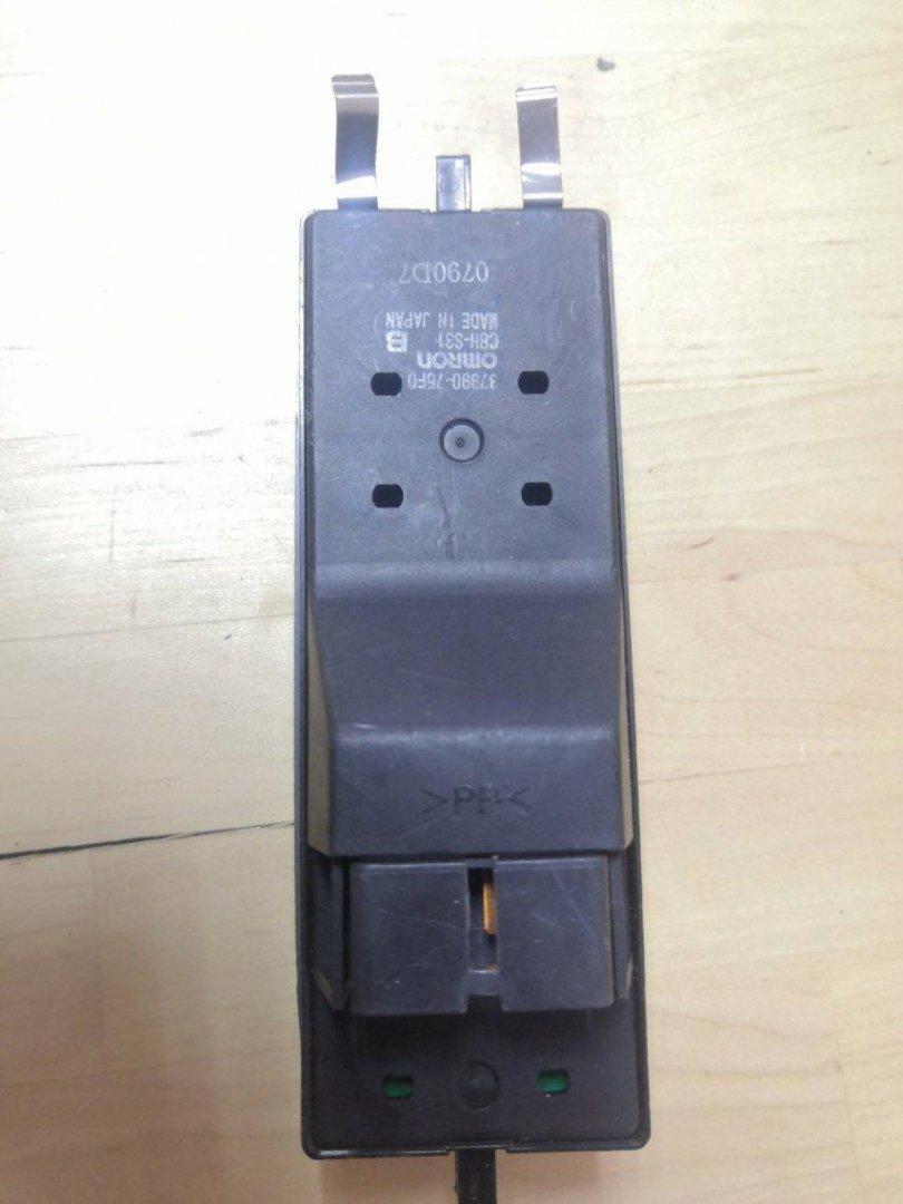 Блок управления стеклоподъемниками Suzuki Wagon R MA64S K6AT передний правый (б/у)