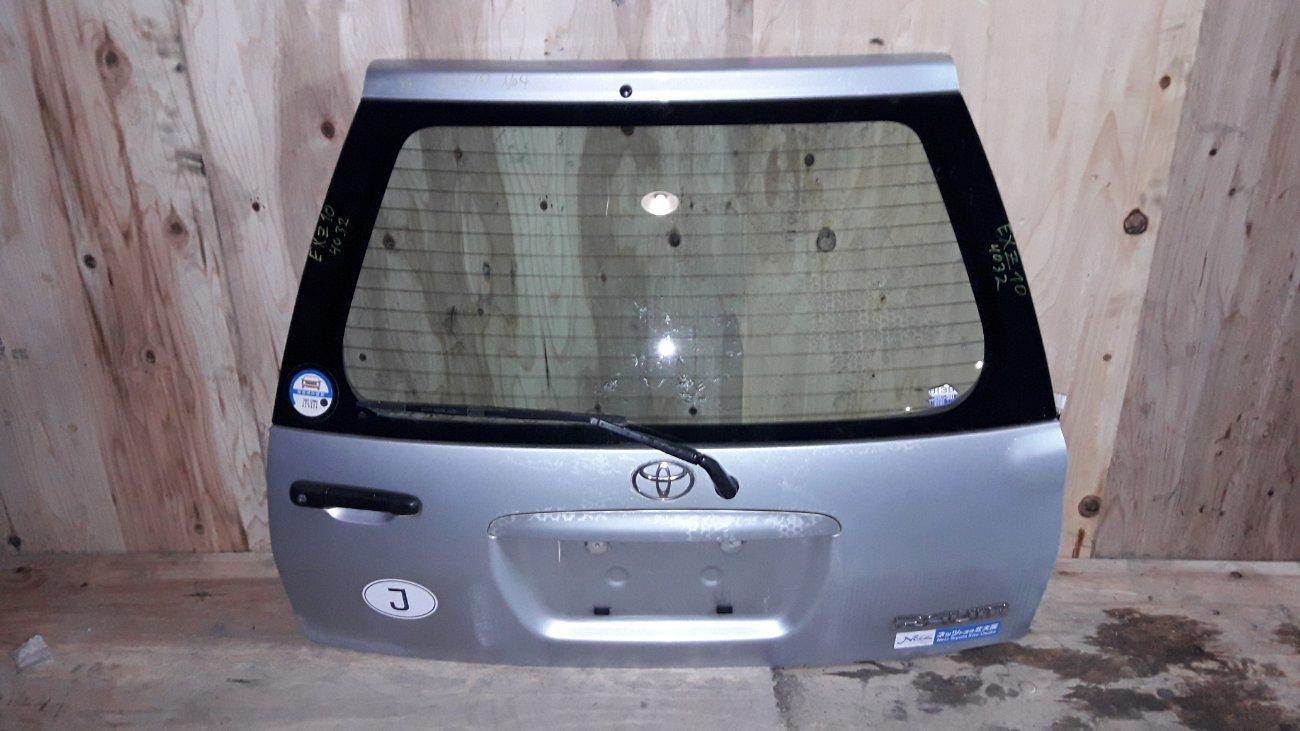 Дверь 5-я Toyota Raum EXZ10 5EFE (б/у)