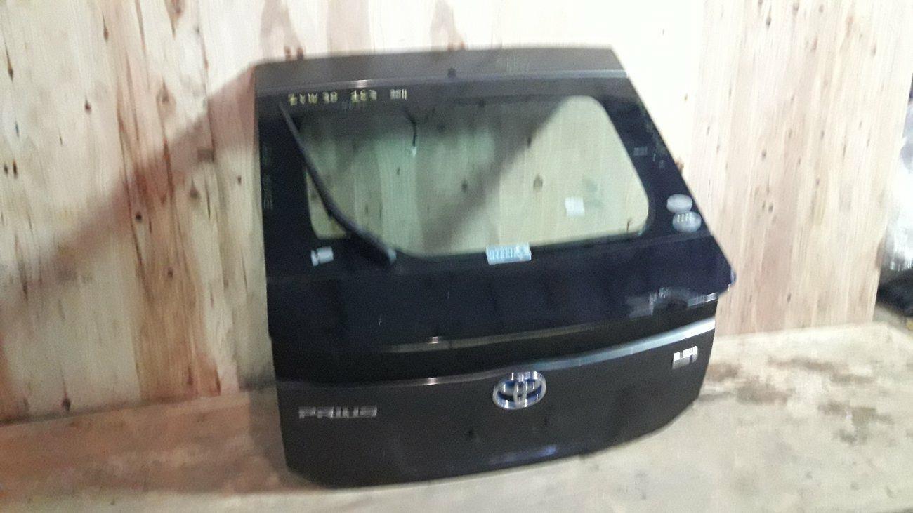 Дверь 5-я Toyota Prius ZVW30 2ZRFXE (б/у)