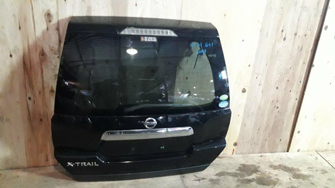 Дверь 5-я Nissan X-Trail NT31 MR20DE (б/у)