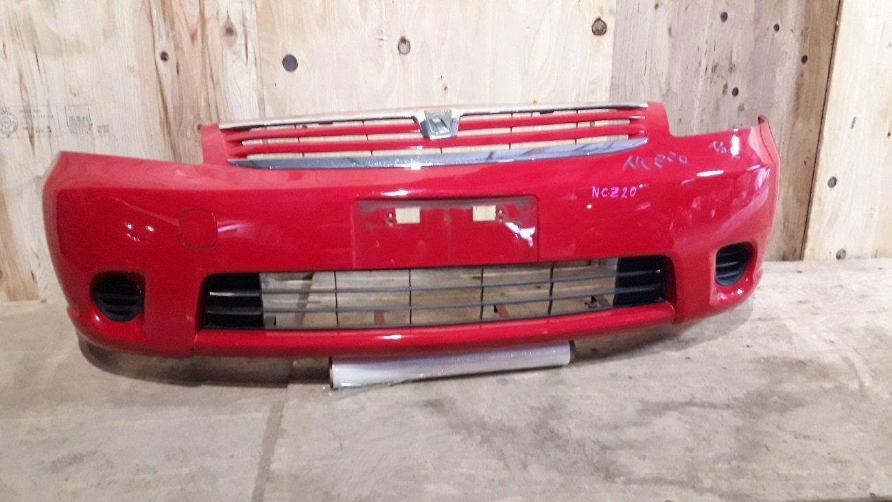 Бампер Toyota Raum NCZ20 1NZFE передний (б/у)