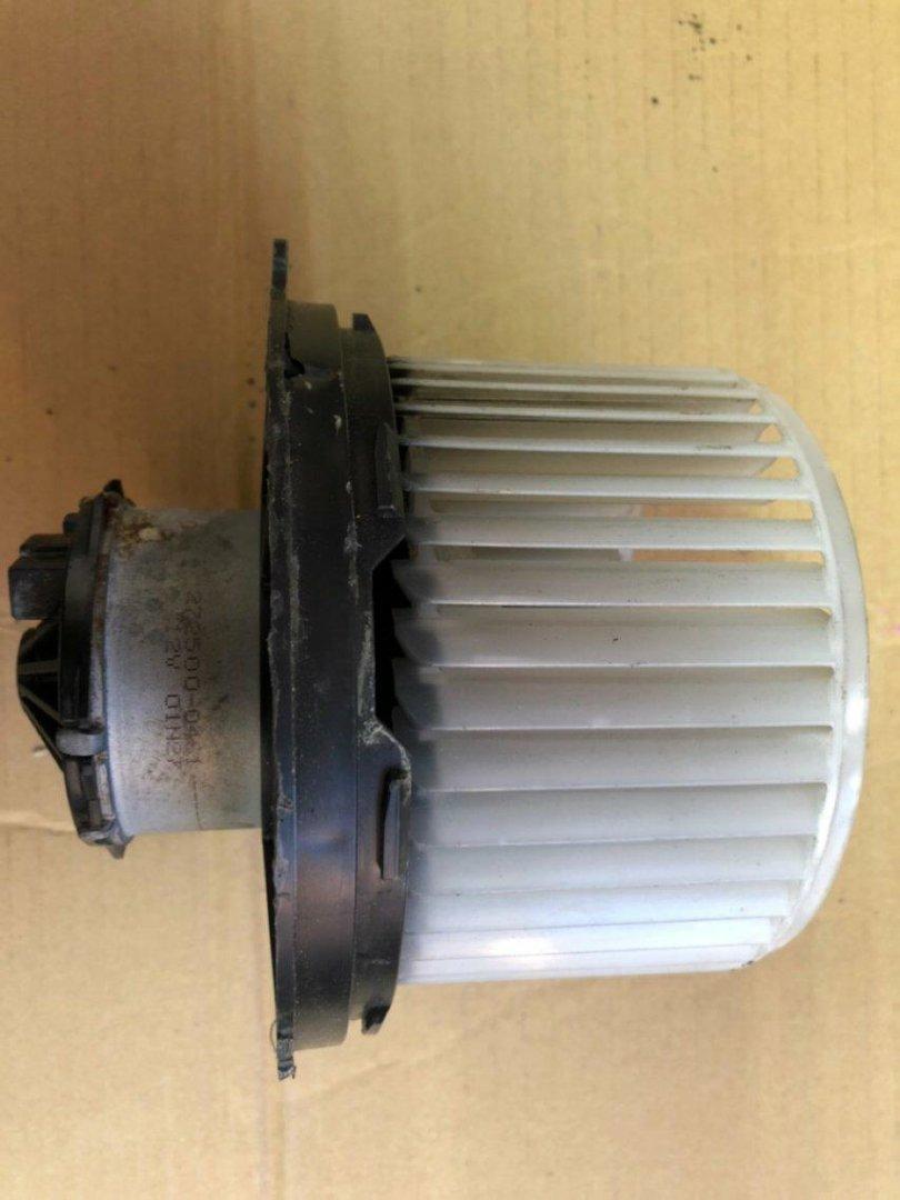 Мотор печки Suzuki Every DA62V K6A (б/у)