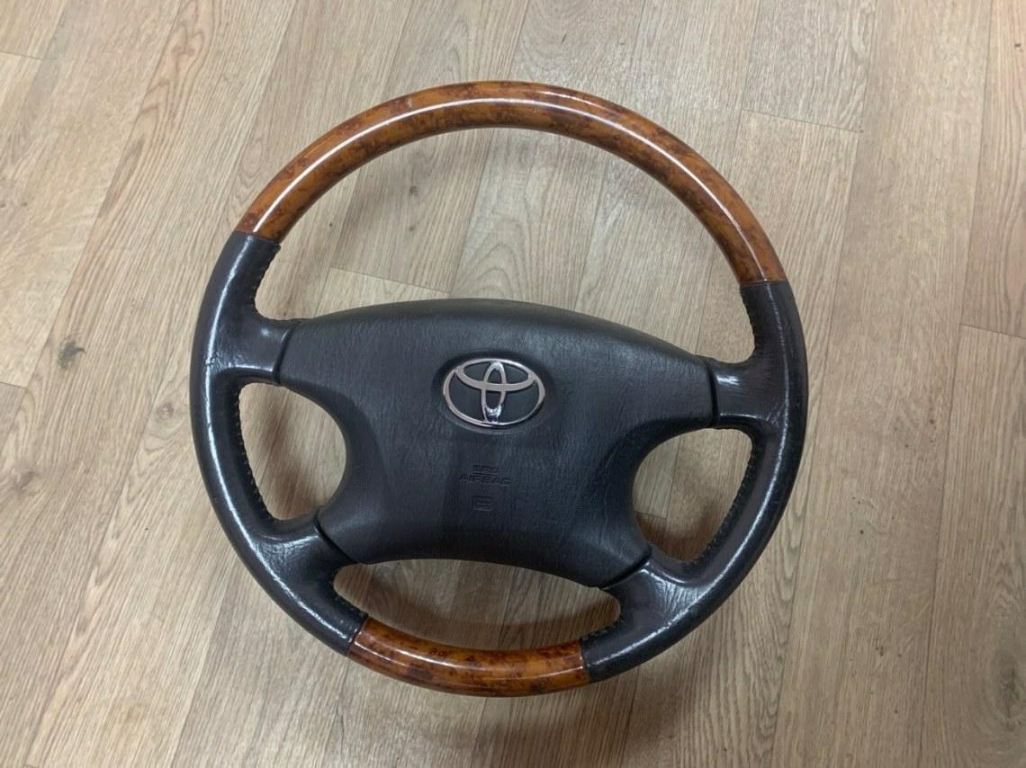 Руль Toyota Mark Ii GX110 (б/у)